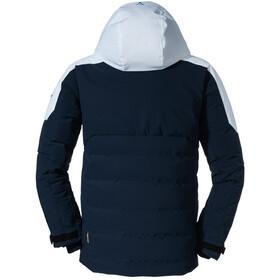Schöffel Weissfluh Donsjack Heren, navy blazer